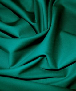 Сатин изумрудного цвета однотонный 250 см