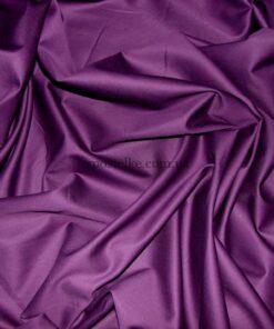 Сатин фиолетового цвета однотонный 250 см