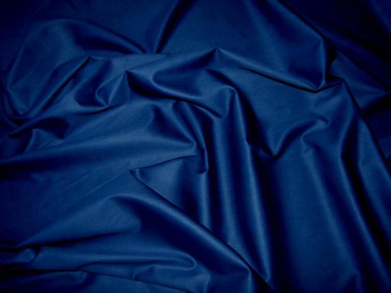 Постельное белье темно синего цвета, сатин