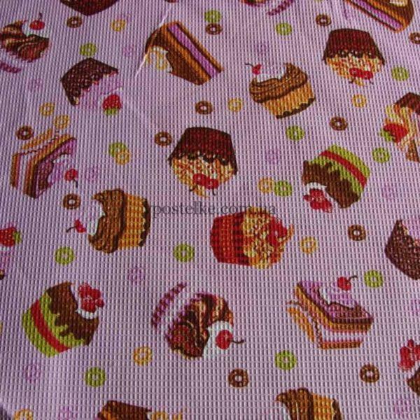 Вафельное полотенце Пирожное