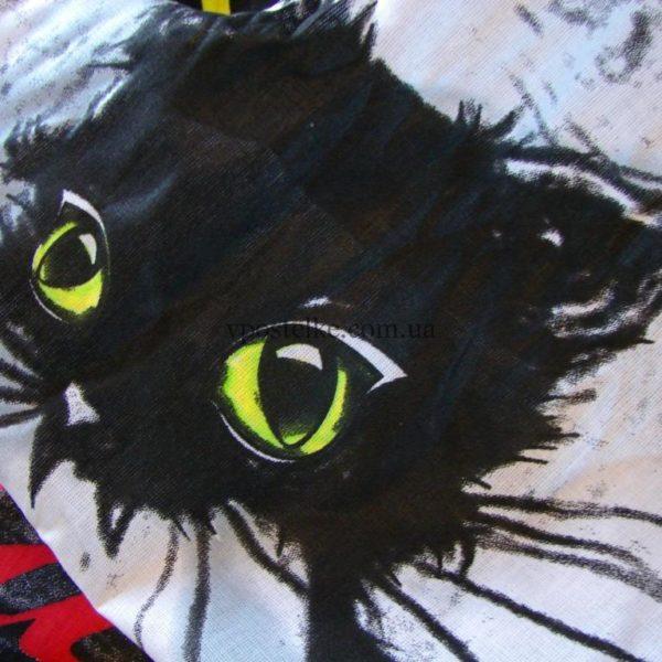 Постельное белье Джокер черный кот