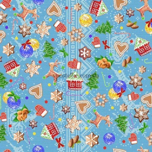 Вафельное полотенце Имбирное печенье