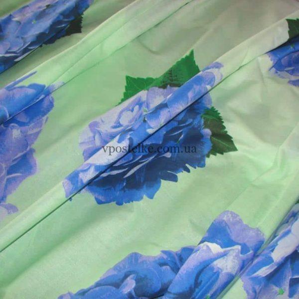 Ткань бязь «Гортензия» 220 см
