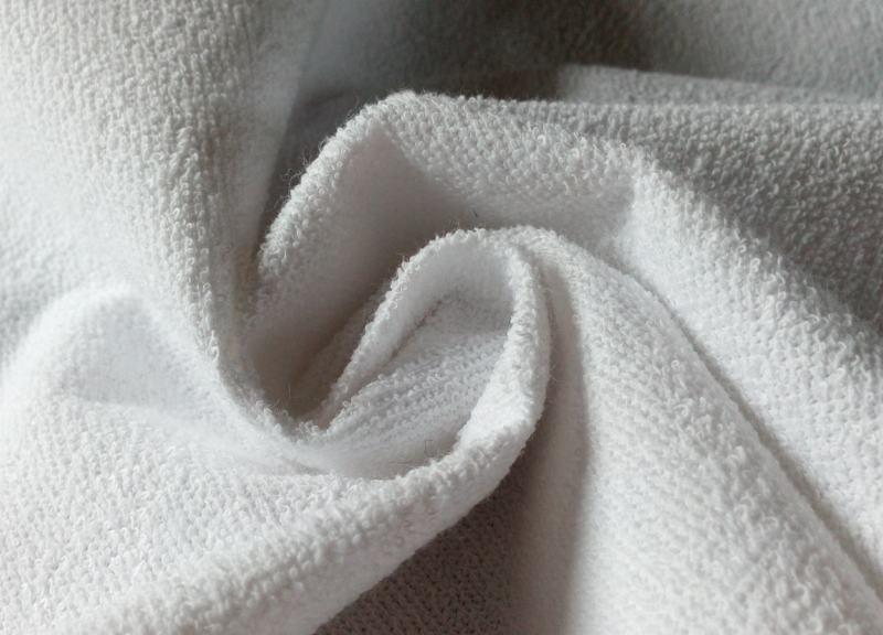 Ткань махра непромокаемая белая 200 см