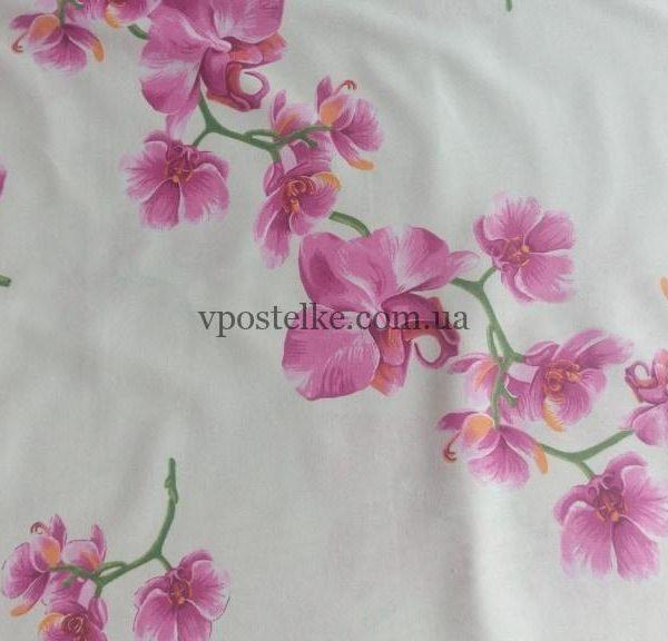 Ткань бязь «Орхидея» 220 см