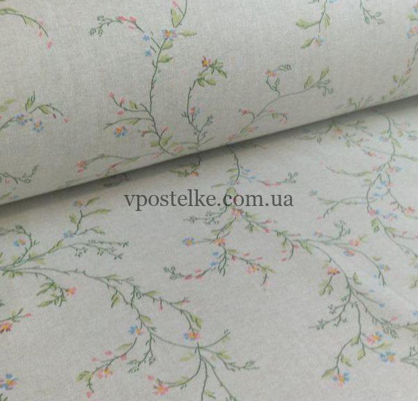 Ткань бязь «Василиса» 220 см