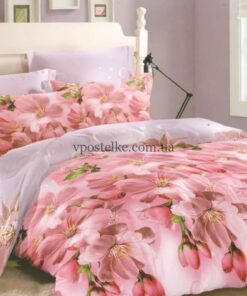 """Ткань сатин """"Персиковый цвет"""" основа 220 см"""