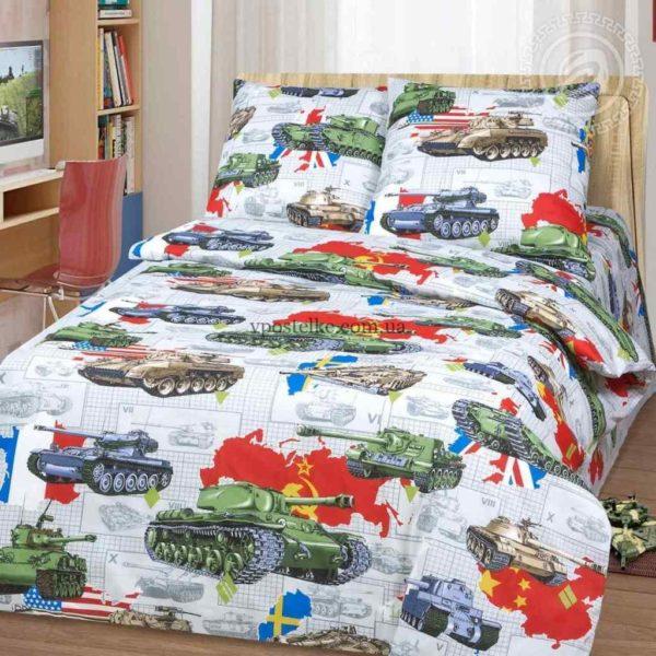 Детское постельное белье из бязи Арт Дизайн