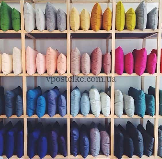 Магазин домашнего текстиля фото
