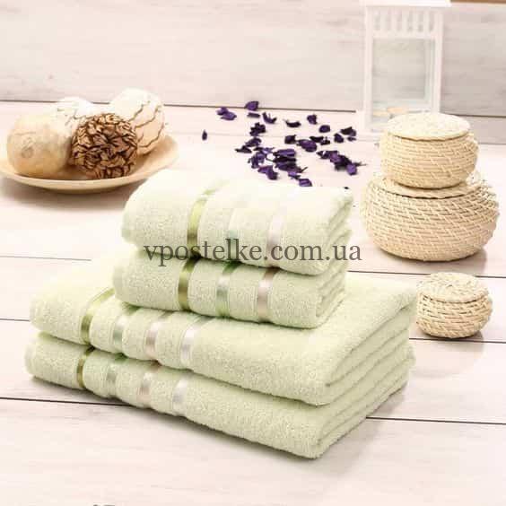 Махровые полотенца и простыни фото