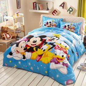Детское постельное белье из ранфорса