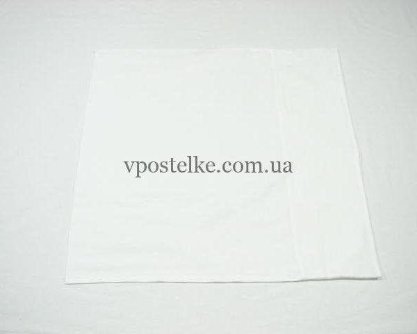 Наволочка белая 70*70 см