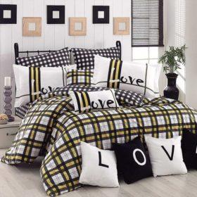 Популярно постельное белье из поплина фото