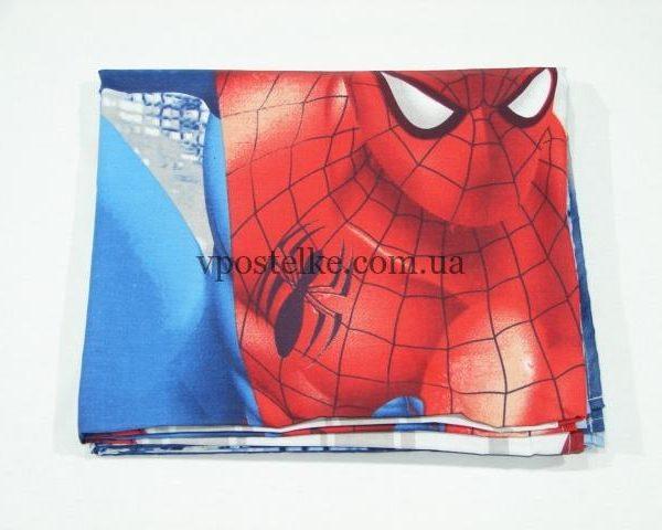 Простыня Человек паук 123*222 см