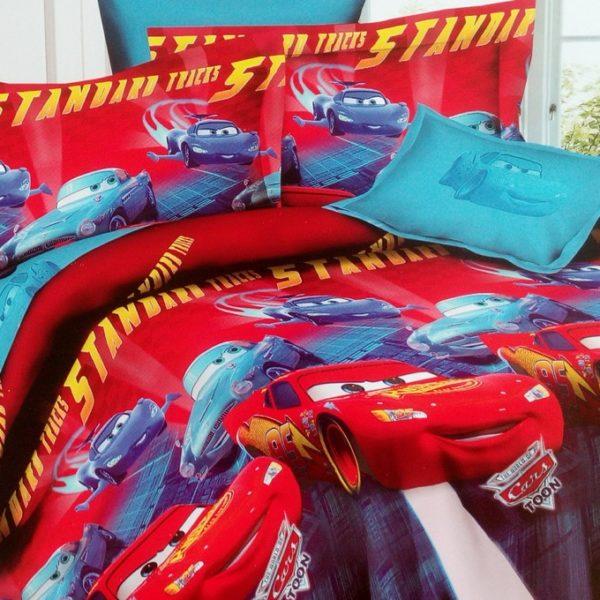 Ранфорс для постельного белья Тачки Маквин 2 220 см